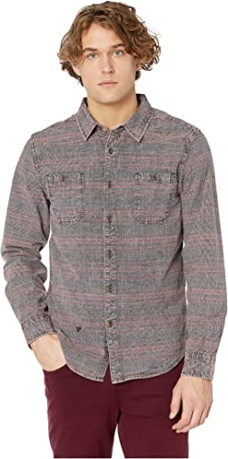 Lacerations Flannel Shirt