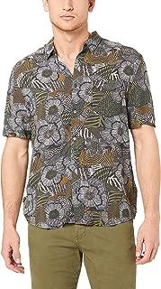 Wrangler Men's GARAGELAND Shirt Harwood Floral
