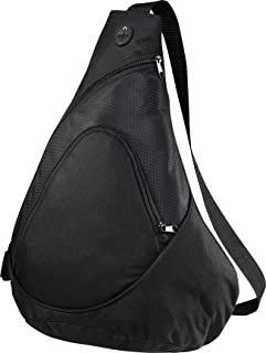 luggage-and-bags Improved Honeycomb Sling Pack OSFA Black