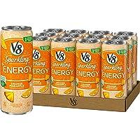 V8+ Energy Sparkling Drink Sample Deals