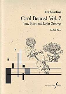 Ben Crosland: Cool Beans! Vol.2: Piano: Instrumental Album