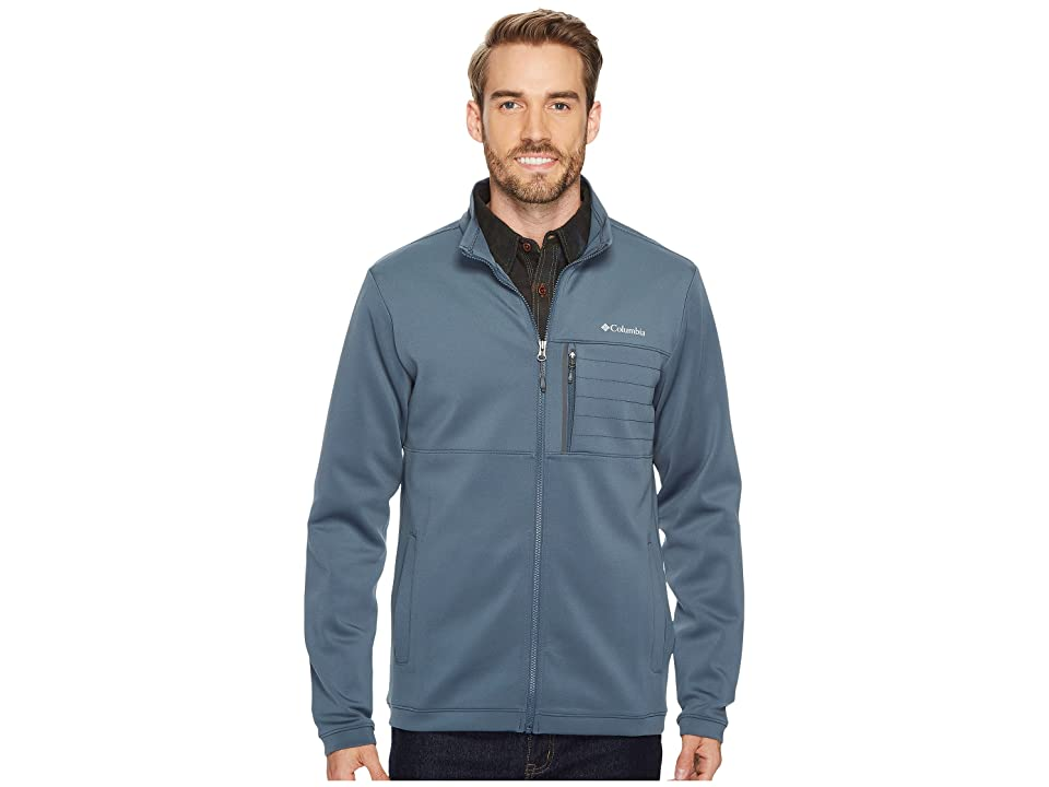 Columbia Front Range Full Zip Jacket (Mystery/Mystery/TPU) Men