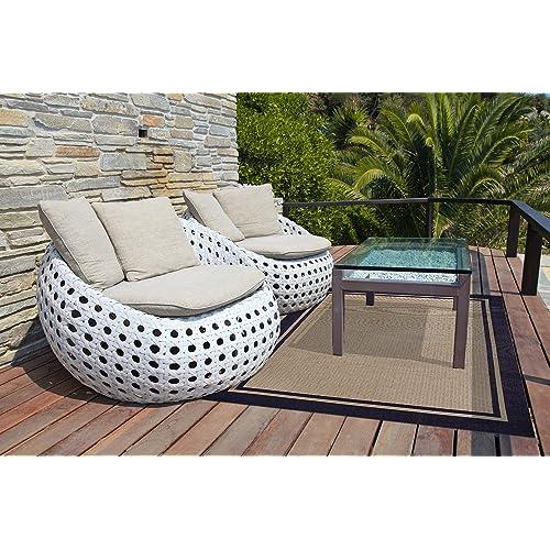 Contemporary Outdoor Furniture Amazon Com
