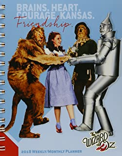 2018 Engagement The Wizard of Oz Calendar (Day Dream)