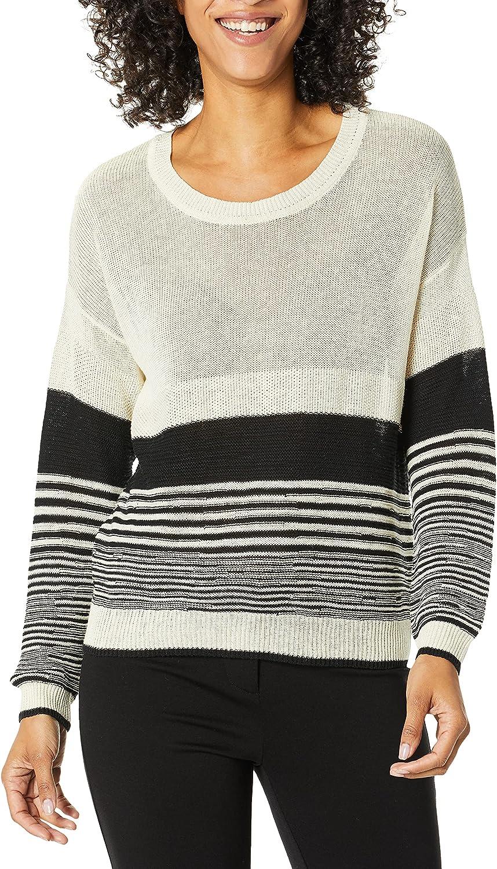 Splendid Women's Crewneck Pullover Sweater Sweatshirt