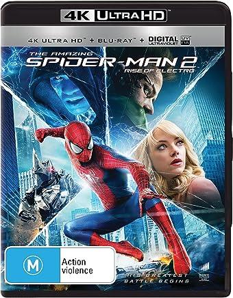 The Amazing Spider-Man 2 (4K Ultra HD + Blu-ray + Digital)