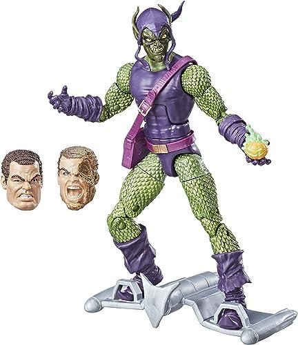 minoristas en línea Spider-Man - Figura del del del Duende de Marvel, Legends Series, 15,24 cm  100% a estrenar con calidad original.