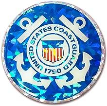 Elektroplate United States Coast Guard 1790 Anchor 3D Reflective Decal
