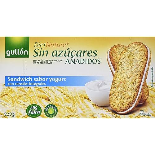 Diet Nature Sándwich Yogur Gullón - 220 g