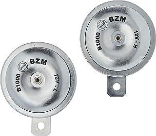 Buzinas Eletromagnética dupla 335Hz L e 410Hz H 12V. - B1000 BZM
