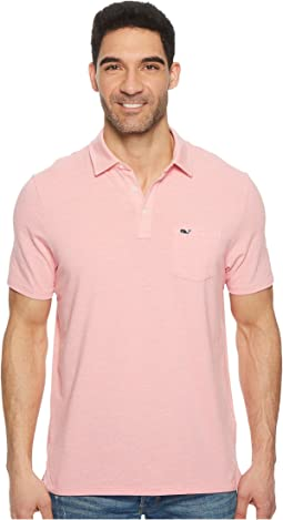 Vineyard Vines Solid Edgartown Performance Polo