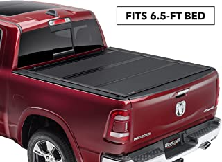 Undercover ArmorFlex Hard Folding Truck Bed Tonneau Cover | AX32004 | fits UnderCover Armor Flex 2002-2018 & 2019 Classic Dodge Ram 1500 6.4ft Short Bed Quad/Mega