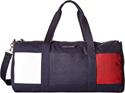 TH Flag Canvas Duffel