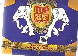 Highlights Top Secret Adventures - Boggler in Bangkok ( #111793)
