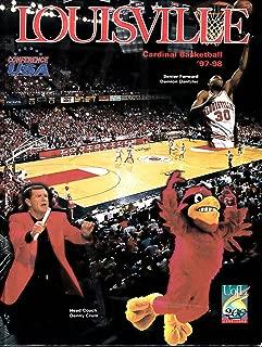 Louisville Cardinal Basketball '97-98 Information Guide