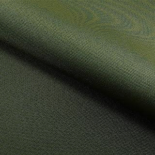 NOVELY Oxford 210D   Polyester   anschmiegsam nachgiebig   Meterware Segeltuch Olive Grün