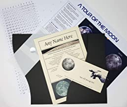 acre of land on the moon gift