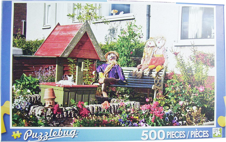 PuzzleBug 500 Piece Puzzle  Scarecrow Festival, Scotland, UK