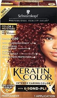 Best crimson hair color Reviews