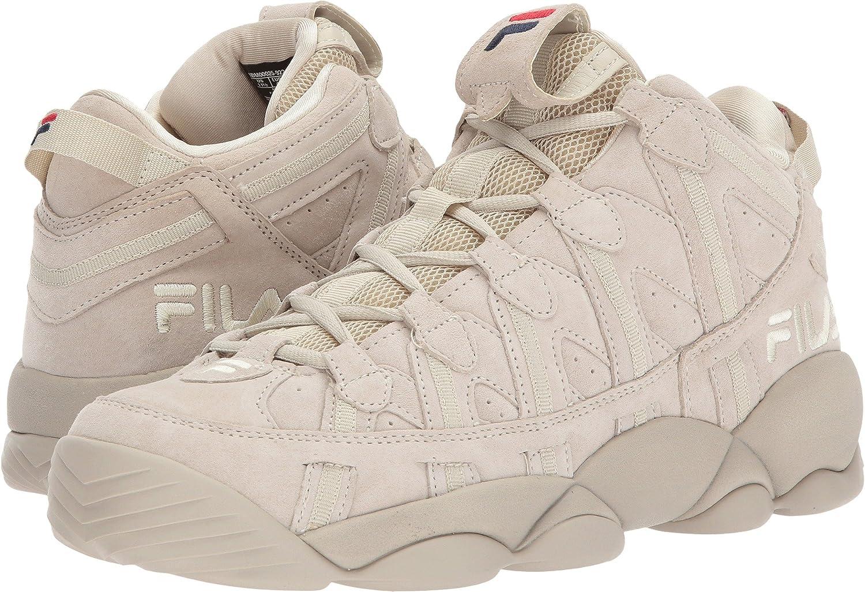 Fila Men's Spaghetti Hightop Basketball shoes Sneakers