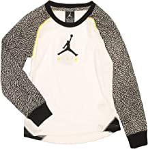 Nike Jordan Air Little Boys' Long Raglan Sleeve T-Shirt Tee
