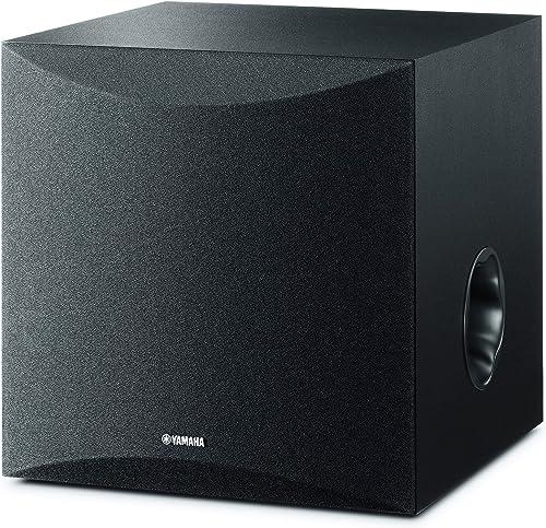 Yamaha NS-SW050 Black 50 W Subwoofer, 28-200 Hz schwarz