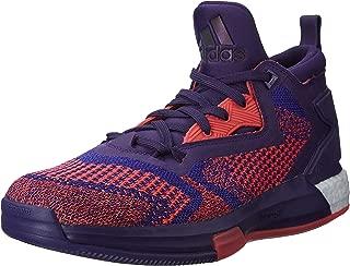 adidas Performance D Lillard 2 Boost Primeknit Basketball Trainers - Purple