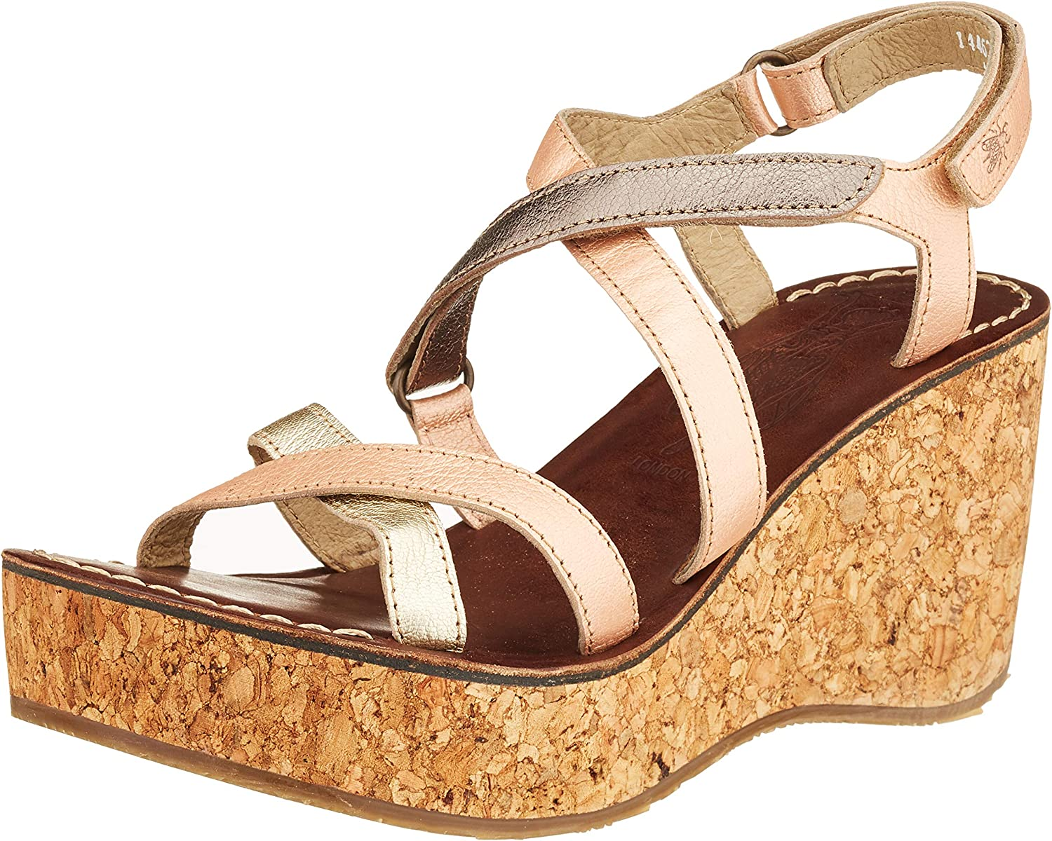 Fly London Directly managed store Women's Heels Max 79% OFF Sandals Open Toe