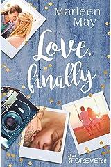 Love, finally Kindle Ausgabe