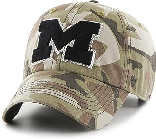 '47 NCAA Women's Sparkle Camo Clean Up Hat