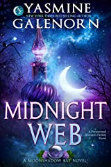 Midnight Web: A Paranormal Women's Fiction Novel (Moonshadow Bay Book 2) Kindle Edition