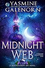 Midnight Web: A Paranormal Women's Fiction Novel (Moonshadow Bay Book 2)