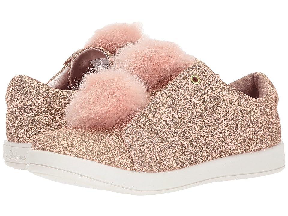66858396a5d78c Sam Edelman Kids Cynthia Leya (Little Kid Big Kid) (Blush Glitter) Girl s  Shoes