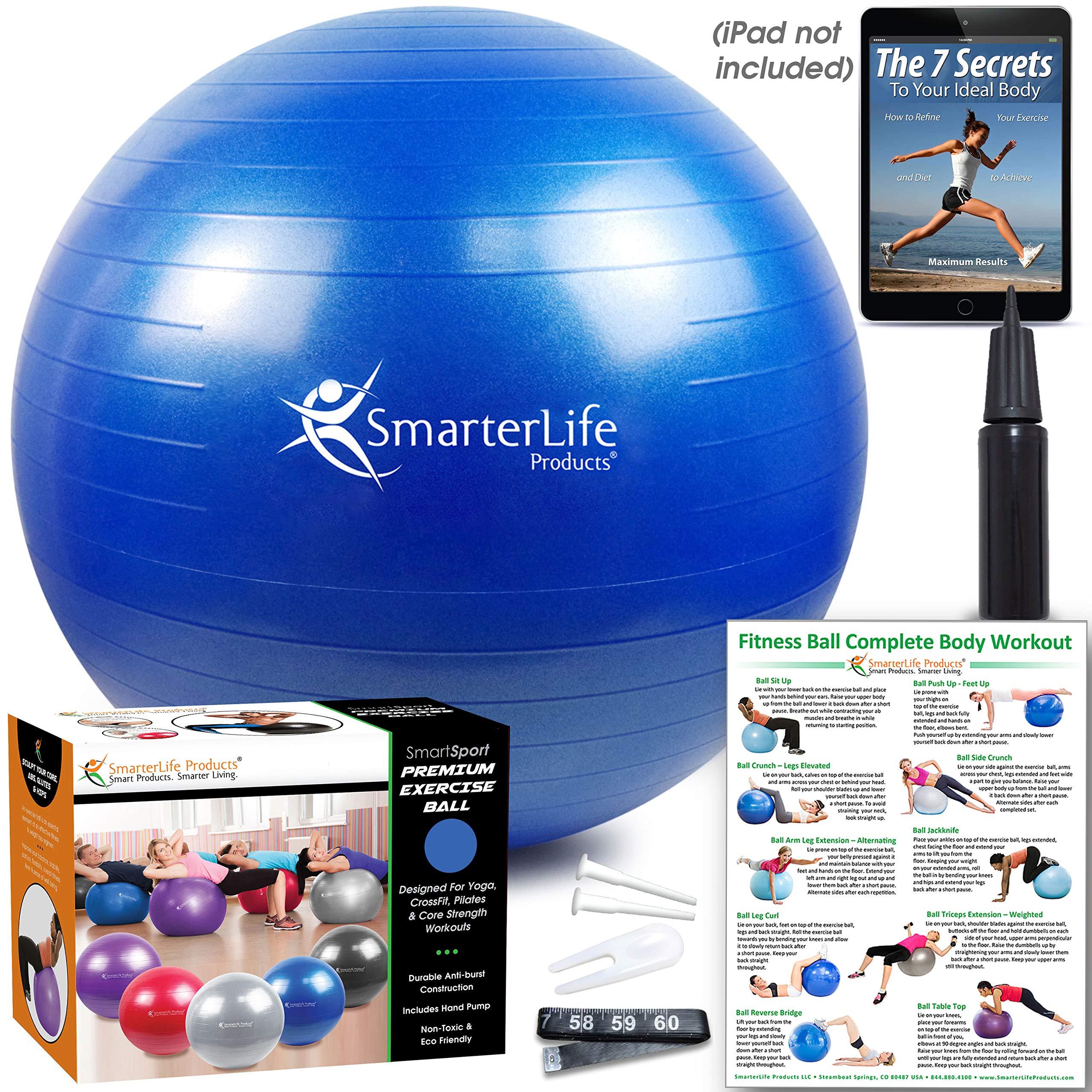 Pelota de ejercicios para Yoga, Pilates, Terapia, equilibrio ...