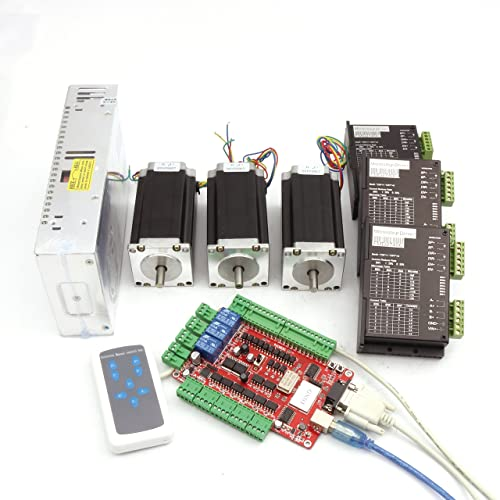 CNC Stepper Motor Kit: Amazon.com on