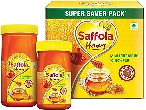 Saffola Honey-100% Pure, Super Saver Pack, 750 gm