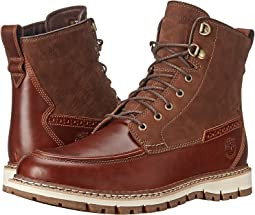 Timberland - Britton Hill Waterproof Moc Toe Boot