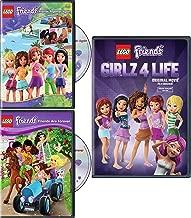 LEGO Friends Triple Feature - Lego Friends: Girlz 4 Life/ LEGO Friends: Friends Together Again/ LEGO Friends: Friends Are Forever