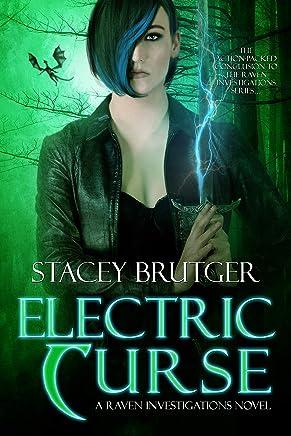 Electric Curse (A Raven Investigations Novel Book 6)