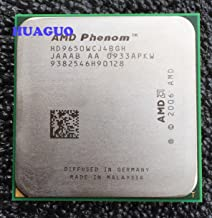 AMD Phenom X4 9650 2.3 GHz 2MB Quad-Core CPU Processor HD9650WCJ4BGH Socket AM2+ 95W