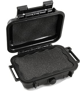 CASEMATIX Customizable OBDII Case Fits Foseal OBD2 WiFi Scanner and BAFX OBD2 Scanner Bluetooth - Waterproof - AIRTIGHT -