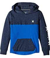 Hurley Kids - Dri-FIT Lagos Hoodie (Little Kids)