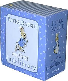 Peter Rabbit Little Library for Little Hands
