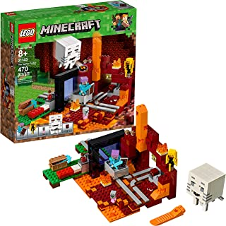 LEGO 21143 Minecraft The Nether Portal - Kit