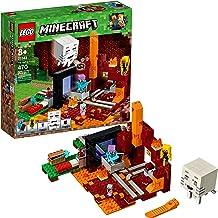 LEGO Juego de Construcción Minecraft el Portal al Infierno