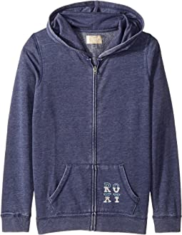 Roxy Kids Dance Forever B Zip Hoodie (Big Kids)