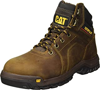 Men's Diffuse Steel Toe Brown Industrial Boot