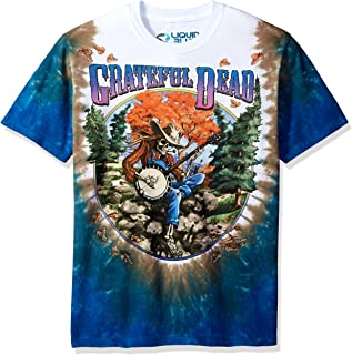 Men's Grateful Dead Banjo T-Shirt