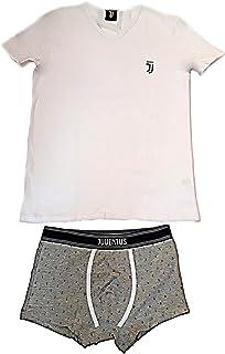 Juventus 11055 Men's V-Neck Boxer Shorts