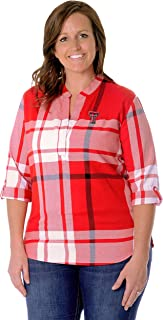 NCAA Women's Plaid Tunic